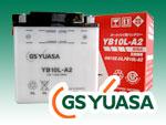 GSユアサYB10L-A2