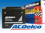 ACデルコバッテリーDT14B-4