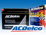 ACデルコバッテリーDT4B-5