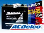 ACデルコバッテリーDTX14-BS
