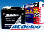 ACデルコバッテリーDTX5L-BS