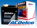 ACデルコバッテリーDTX7L-BS