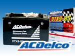ACデルコバッテリーDTX9-BS