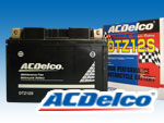 ACデルコバッテリーDTZ12S