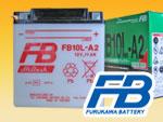 古河バッテリーFB10L-A2