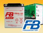 古河バッテリーFB14L-A2