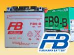 古河バッテリーFB9-B