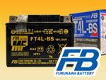 古河バッテリーFT4L-BS