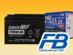 古河バッテリーFTR4A-BS