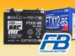 古河バッテリーFTX12-BS