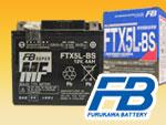 古河バッテリーFTX5L-BS