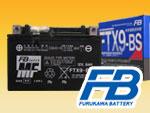 古河バッテリーFTX9-BS
