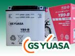 GSユアサバッテリーYB9-B