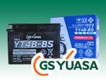 GSユアサバッテリーYT4B-BS